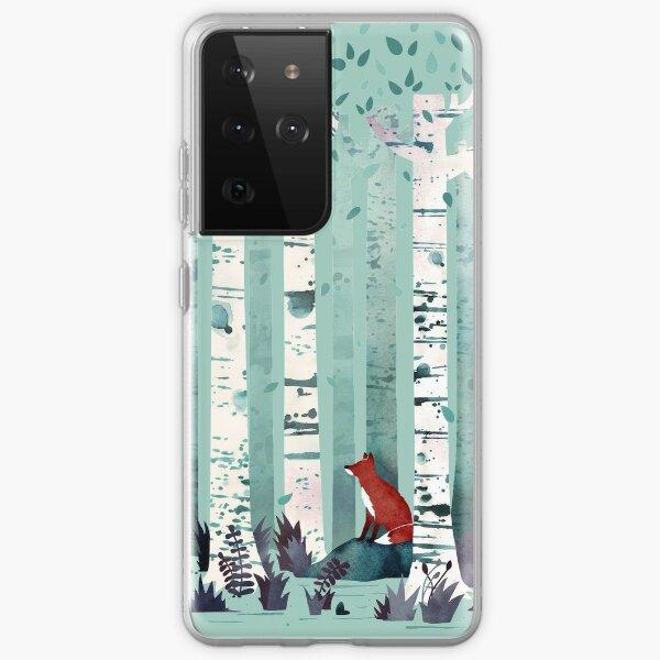 The Birches Samsung Galaxy Soft Case