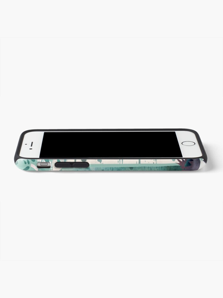 Alternate view of The Birches iPhone Case & Cover