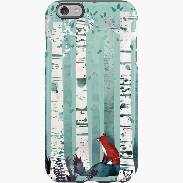 The Birches iPhone Tough Case