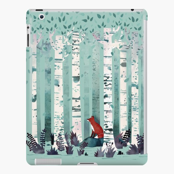 The Birches iPad Snap Case