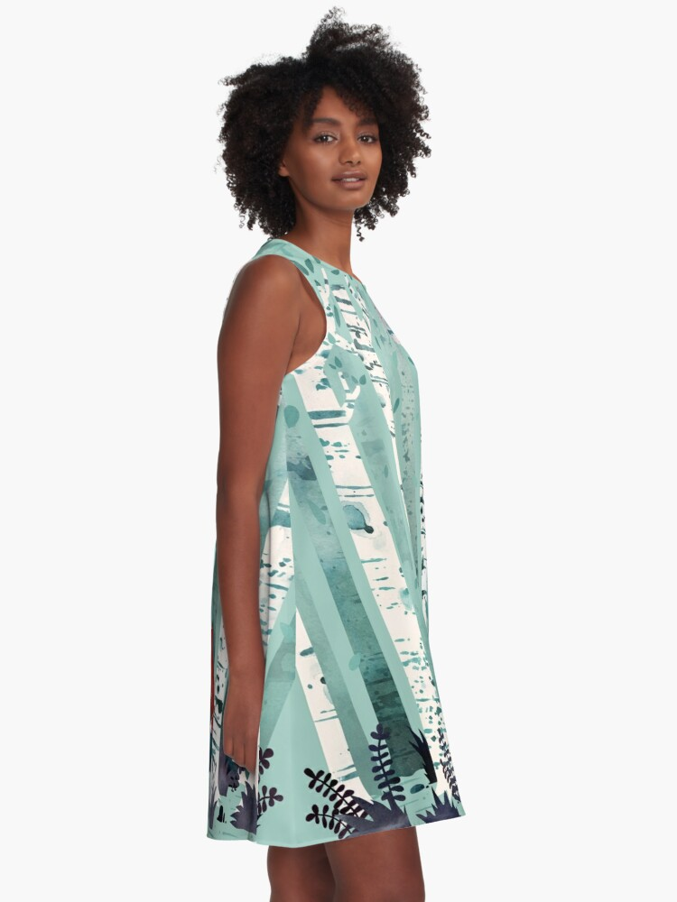Alternate view of The Birches A-Line Dress