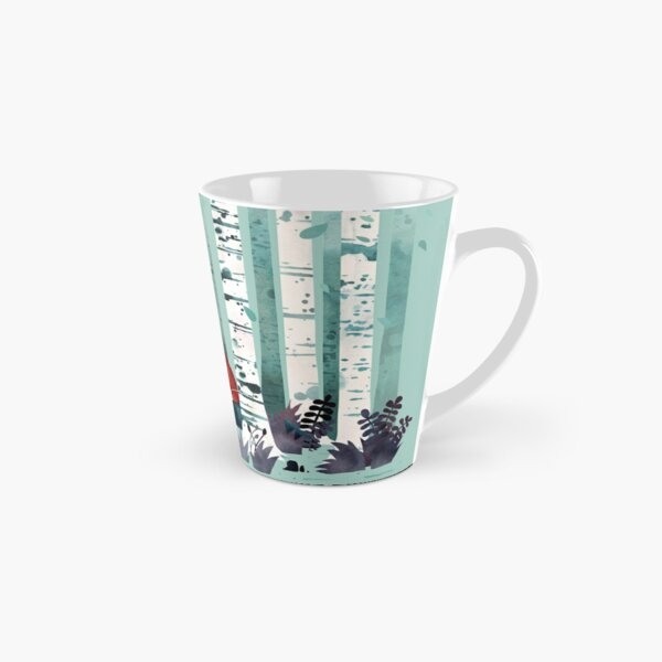 The Birches Tall Mug