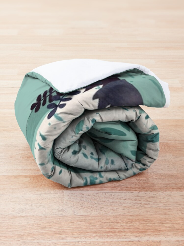 Alternate view of The Birches Comforter