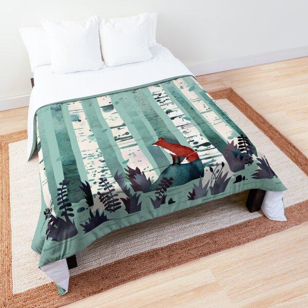 The Birches Comforter