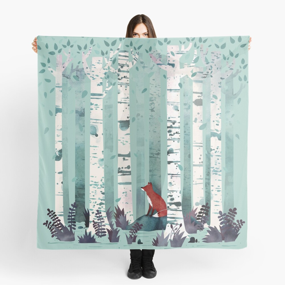 The Birches Scarf