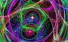 Psychedelic Utopia  by Virginia N. Fred
