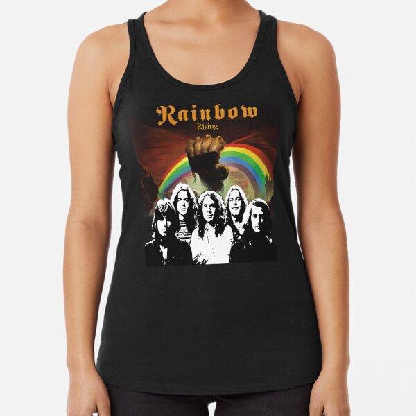 Rainbow Blackmore Racerback Tank Top