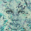 Tuala - nature spirit by Cheryl White