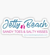 Salty Kisses Glossy Sticker