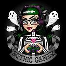 Gothic Gamer by Miss Cherry  Martini