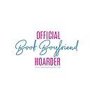 Book Boyfriend Hoarder by Claire Kingsley