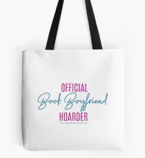 Book Boyfriend Hoarder Tote Bag