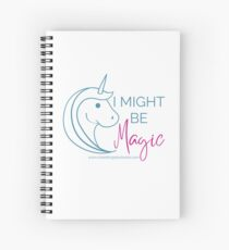 Might be Magic Spiral Notebook