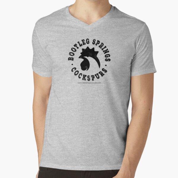 Cockspurs V-Neck T-Shirt