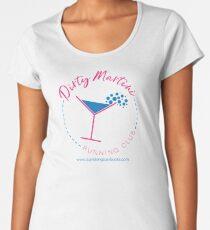 Dirty Martini Running Club Premium Scoop T-Shirt