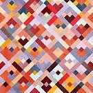 color squares | vintage by camcreativedk