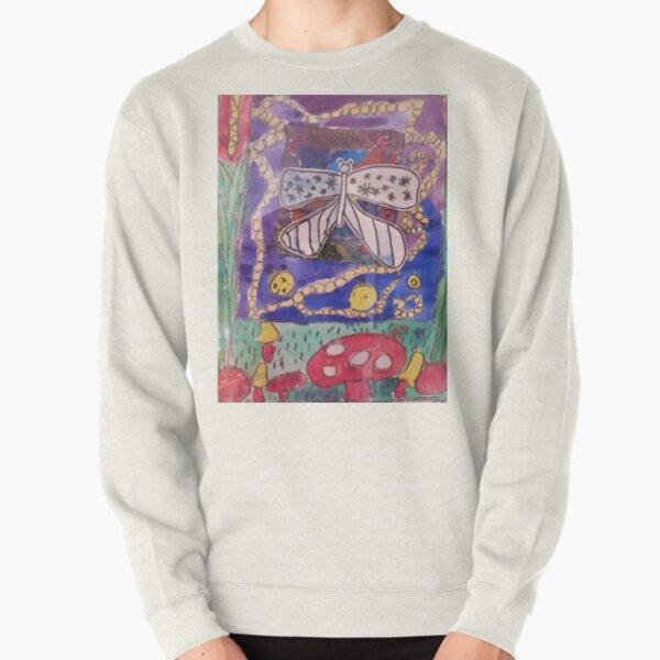 Colour garden Pullover Sweatshirt