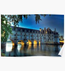 Chateau Chenonceau Poster