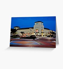 Plaza Greeting Card