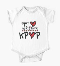 Je T'aime KPOP Kids Clothes