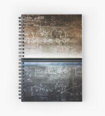 Whiteboard Spiral Notebook