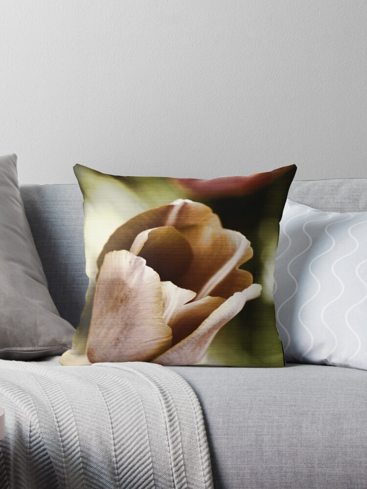Canvas Tulip by Bloomin' Arty Fashion