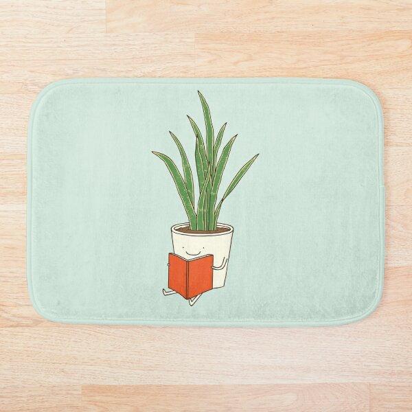 Indoor plant Bath Mat