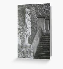 Keeper of the Garden Greeting Card