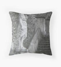 Keeper of the Garden Throw Pillow
