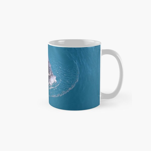 whale head Classic Mug