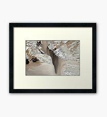 WINTERWONDERLAND...and beautiful video Framed Print