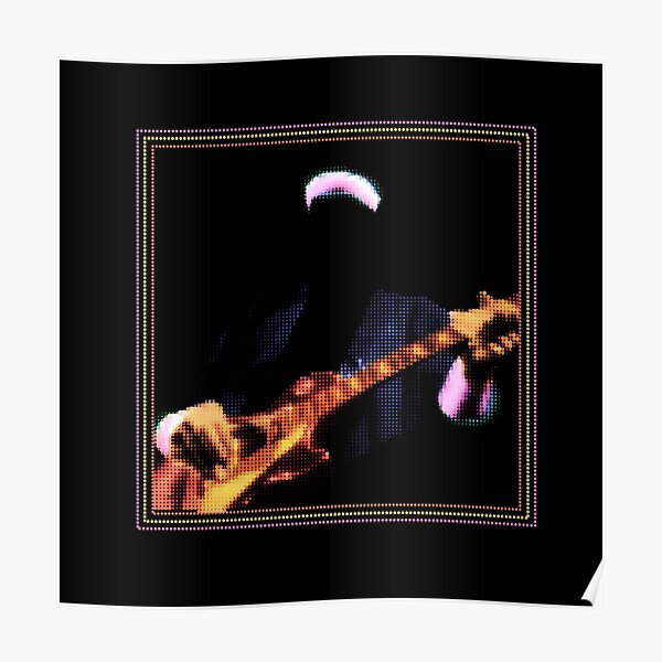 Dire Straits - Je veux mon MTV Poster