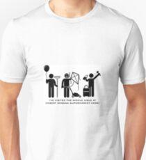 Middle Aisle Shopping T-Shirt