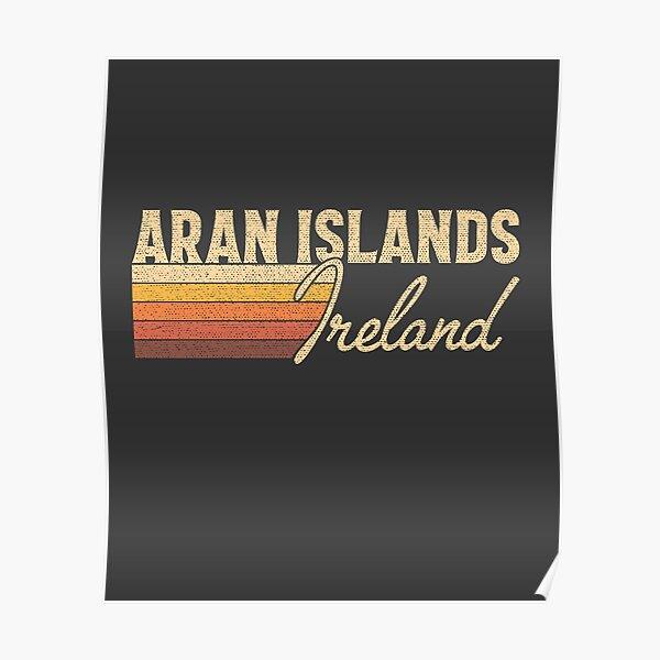 Aran Islands Ireland Poster