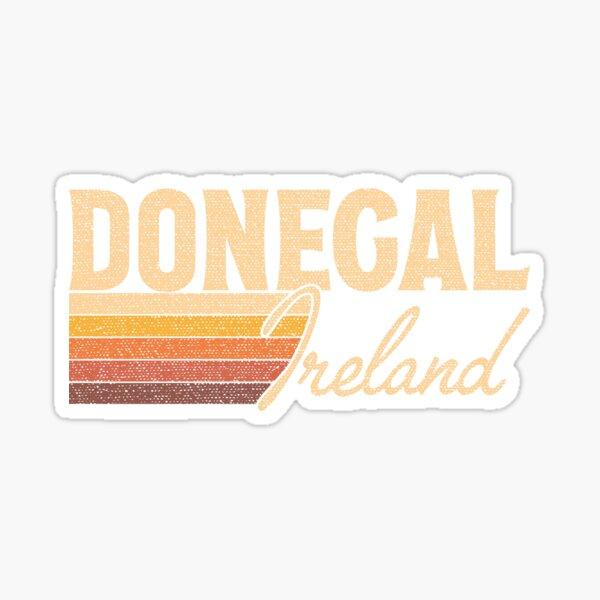Donegal Ireland Sticker