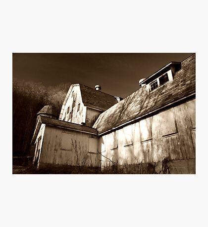 The Nyce Dairy Barn Photographic Print