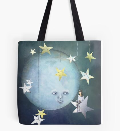 Hanging with the Stars Tote Bag