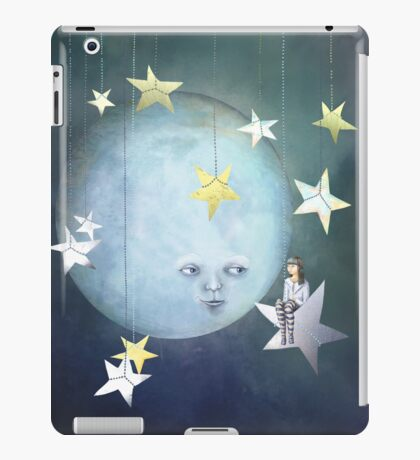 Hanging with the Stars iPad Case/Skin