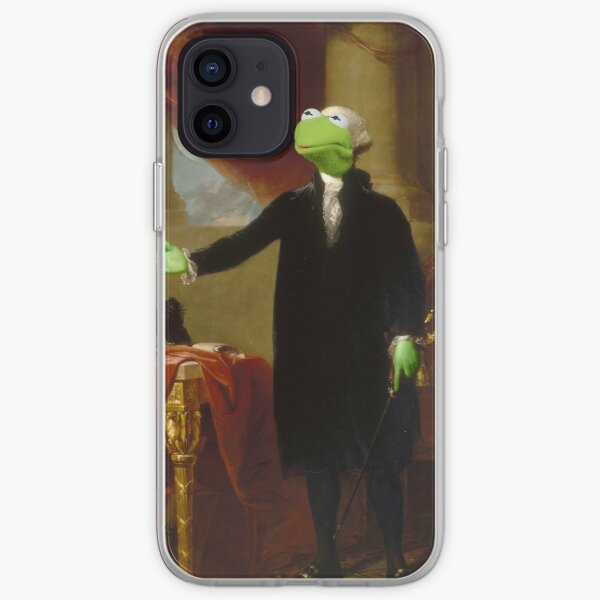 Kermit Washington iPhone Soft Case