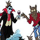 JokerWrap - Halloween Vampire Monster Mash! by Jokertoons