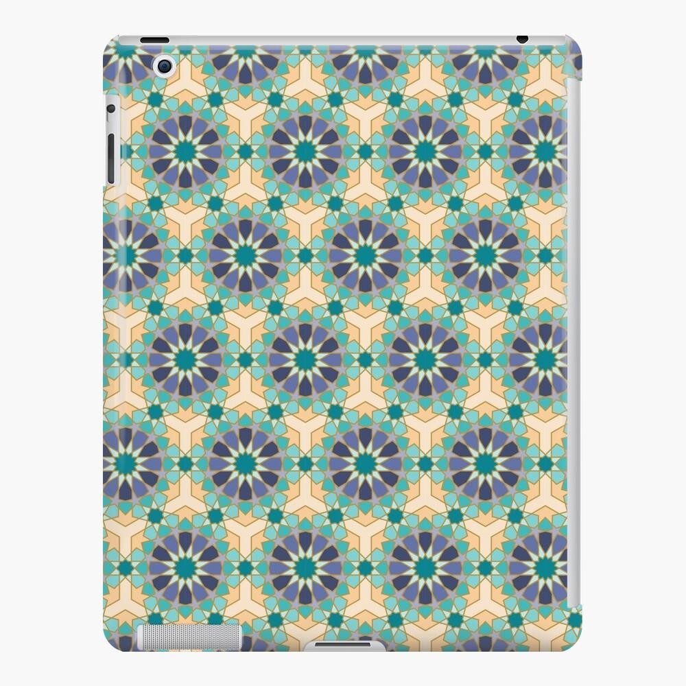 Geometric Pattern: Arabic Tiles: Dream iPad Case & Skin