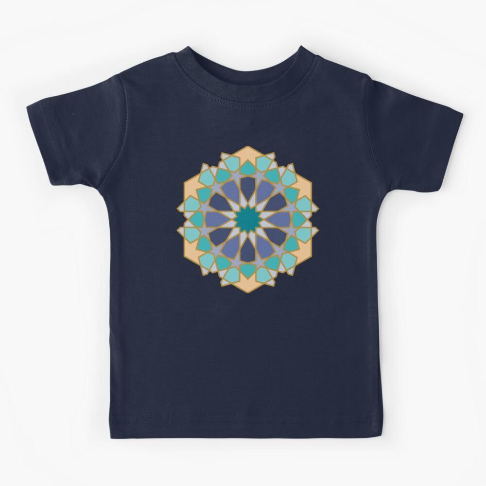 Geometric Pattern: Arabic Tiles: Dream Kids T-Shirt
