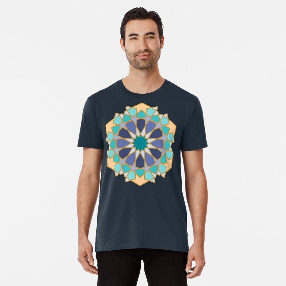 Geometric Pattern: Arabic Tiles: Dream Premium T-Shirt