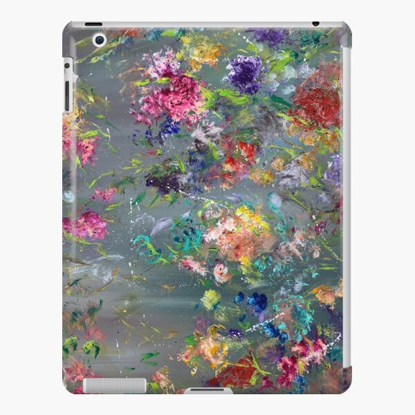 """""""Spirited"""" for the love of flowers  iPad Snap Case"""