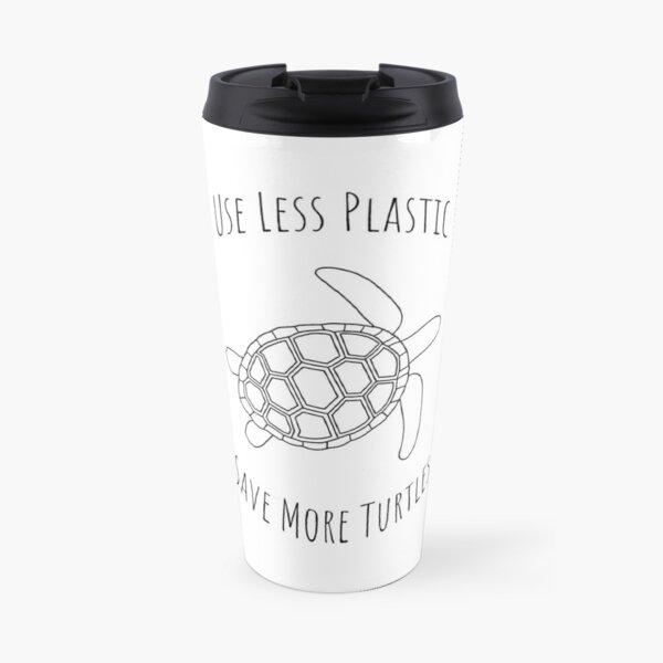 Save the Turtles - Small Travel Mug