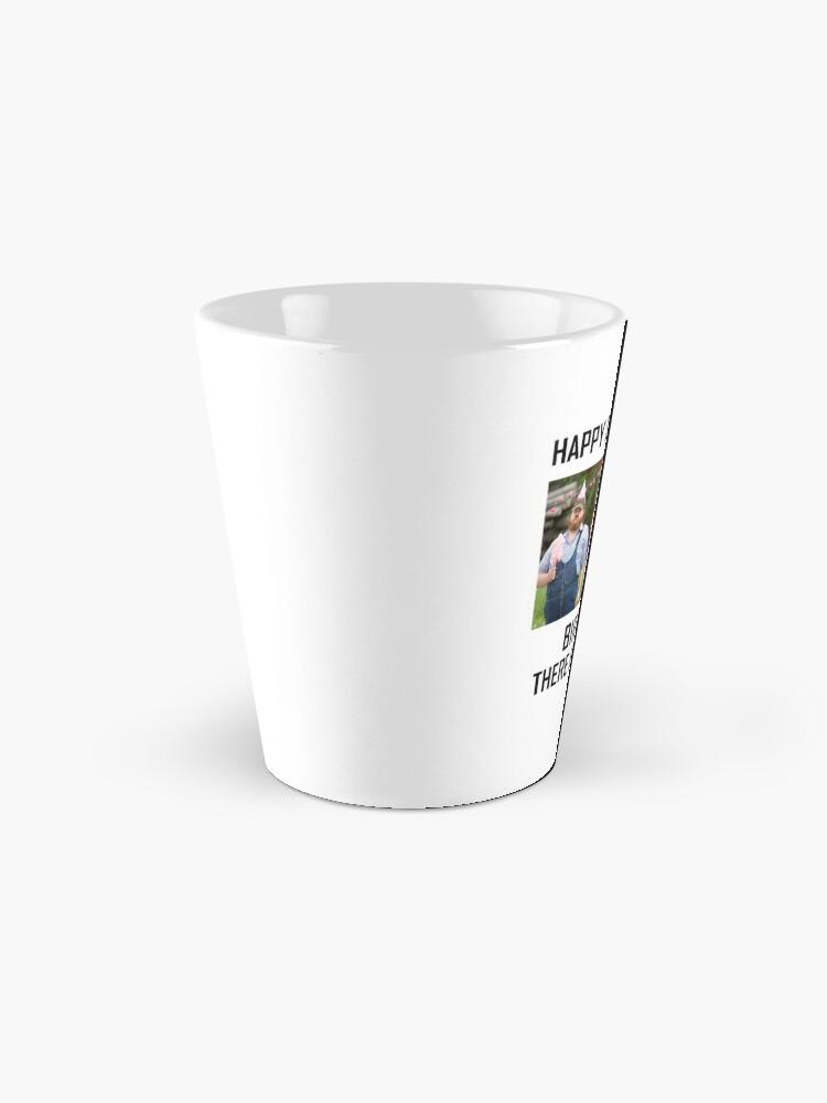 Alternate view of Letterkenny Happy Super Soft Birthday Mug