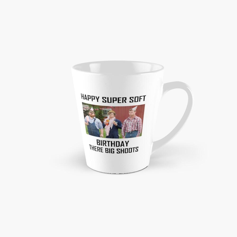 Letterkenny Happy Super Soft Birthday Mug