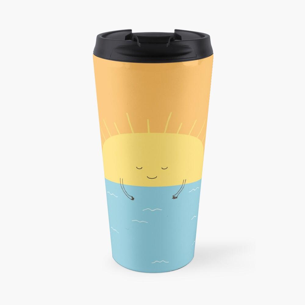 good morning sunshine! Travel Mug