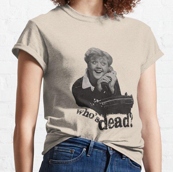 Murder She Wrote - Fletcher Classic T-Shirt