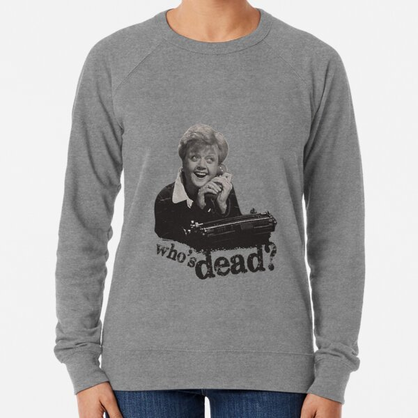 Murder She Wrote - Fletcher Lightweight Sweatshirt